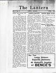 The Lantern (April 1939)