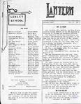 Lantern (November 1940)