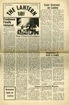 The Lantern ( October 19, 1968)