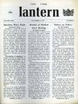 The Lantern (November 6, 1970)