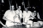 Preparing Food, ca. 1940s - 50s