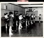 Student Stretches, Student Life ca. 1962