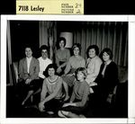 Nine Students, Student Groups ca. 1950s