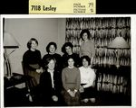 Seven Students, Student Groups ca. 1950s