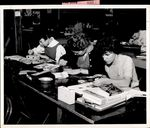 Painting Class, Student Life, ca. 1962