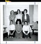 Jenckes Hall Staff, Student Groups ca. 1963