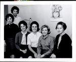 Staff of Third Floor White Hall, Student Groups ca. 1963