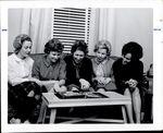 Crockett Hall Staff, Student Groups ca. 1963