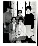 Junior Class Officers, Student Groups ca. 1963