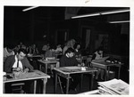 Dorothy Lovering Instructing Students in Her Evening Class (3 of 3)