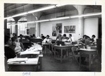 """""""Middle Class"""", Students Working at Their Desk by Art Institute of Boston"""