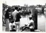 Philip Hicken's Painting Class sketching At The Waterfront by School of Practical Art