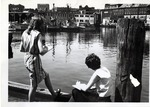 Philip Hicken's Painting Class Working At The Waterfront by School of Practical Art
