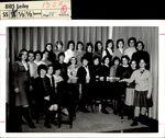 Glee Club, Student Groups, ca. 1964
