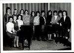 Choral Arts Society, Student Groups, ca. 1964