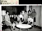 Internal Relations Club, Student Groups, ca. 1964