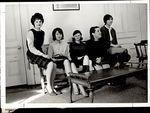 Glennon Hall Staff, Student Groups, ca. 1964