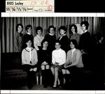 Residence Council, Student Groups ca. 1964