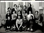 Sixteen Students Gathered Together, Student Groups ca. 1964