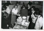 Barbara Willis Instructing Students by School of Practical Art