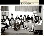 Twenty-Five Students in the Class of 1969, Student Groups, ca. 1966