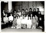 Twenty-Four Students Assemble Together, Class of 1968, ca. 1966