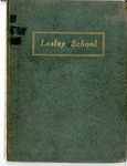 Lesley Year Book, 1925 by Lesley School