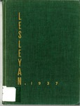 Lesleyan, 1937 by Lesley School