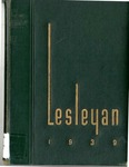 Lesleyan, 1939 by Lesley School
