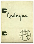 Lesleyan, 1957 by Lesley College