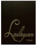 Lesleyan, 1964 by Lesley College