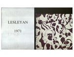 Lesleyan, 1971 by Lesley College