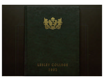 Lesley College Yearbook, 1992 by Lesley College