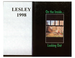 Lesley College Yearbook, 1998 by Lesley College