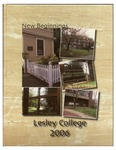 Lesley College Yearbook, 2006
